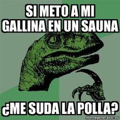 memes del filosoraptor! - Taringa!