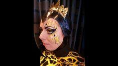 Wearable Art, Carnival, Halloween Face Makeup, Carnavals