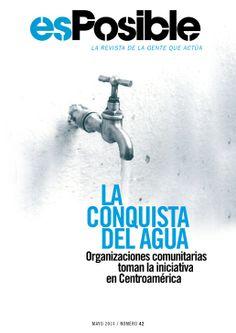 Para hacer frente a la carencia de agua potable en grandes zonas centroamericanas la gente, las personas, hombres y mujeres que habitan en las comunidades, se han puesto manos a la obra para gestionar mediante juntas comunitarias algo tan básico como el acceso al agua potable y al saneamiento.