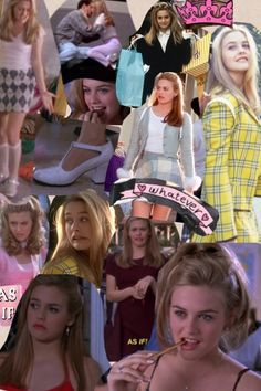 Alicia Silverstone As Cher Horowitz In 'Clueless' Clueless Quotes, Clueless 1995, Clueless Outfits, Clueless Fashion, 90s Fashion, 90s Movies, Good Movies, Clueless Aesthetic, 90s Aesthetic