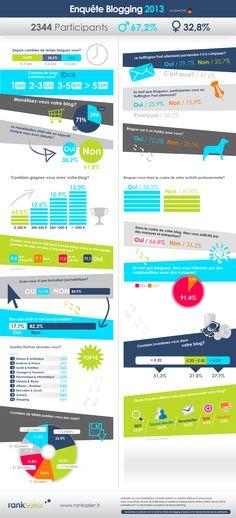 Comprendre les blogueurs... #infographie RP2.0 v/ @17tom