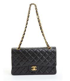 #CHANEL Double Flap Classic Bag