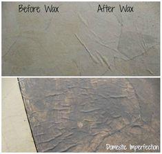 wax - B&A