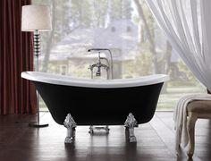 Letar ni billiga badkar med tassar ? då kan ni sluta sökandet och spana i dagens inlägg - här får ni 4 SJUKT snygga badkar till ett pris att le över