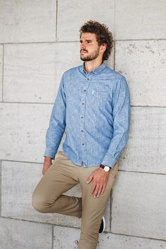 Ben Sherman Skinny Stretch Chino - Stone | MG11837 BN9 | 89€ | Jetzt im stickabush Sneaker Online Shop bestellen!