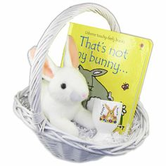 Thats not my bunny touchy feely board book easter gifts find this pin and more on easter gifts negle Gallery