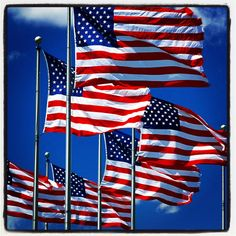 love these flags!!