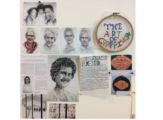 A craftivism project by Lucy Stride, Falmouth University