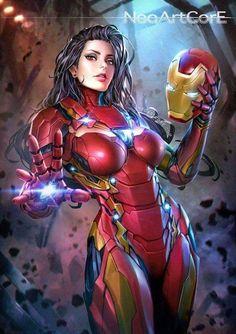 Iron Man (Woman)