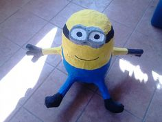 piñata minion
