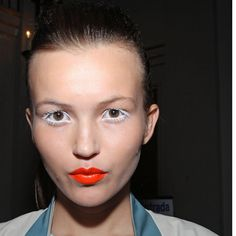Beauty trend: Bright Lips    Get stand-out mouth colour as seen on the Spring/ Summer 2013 runways. Here's how you can get the look.