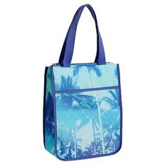 Gear-Up Palms Tote Lunch Bag