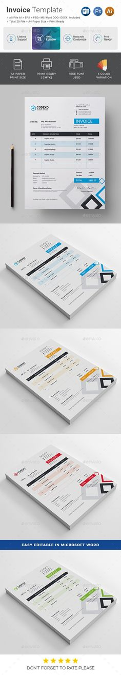 Free Word Invoice Template Download Sample Invoice Word Credit Word - Us customs proforma invoice template nike factory outlet store online