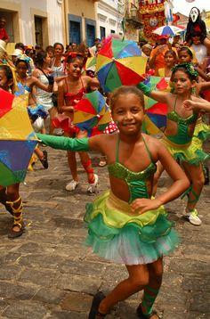 Frevo, Carnaval de Olinda - Pernambuco
