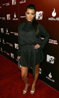 Kim Kardashian Fashion and Style - Kim Kardashian Dress, Clothes, Hairstyle - Page 102