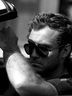Jude Law...especially for @ac_duke_blue ;)