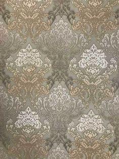 Cream Wallpaper, Paper Wallpaper, Vinyl Wallpaper, Textured Wallpaper, Wallpaper Roll, Textured Walls, New Home Designs, Furniture Inspiration, Vintage Paper