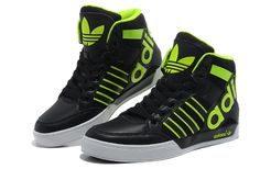 Adidas Originals Shoes Black Green