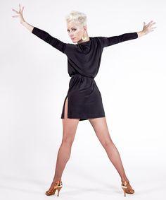 3908 Loose short dress