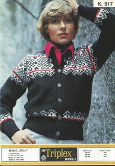 """Patterns and knits made of women through the ages"" Christmas Sweaters, Diy And Crafts, Men Sweater, Patterns, Knitting, Knits, Jackets, Women, Fashion"