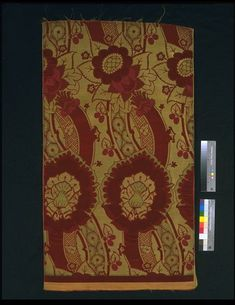 Furnishing fabric | Tassinari et Chatel | V&A Search the Collections