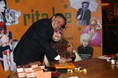 Ronnie Von e Rita Lee (Foto: Thiago Duran/AgNews)