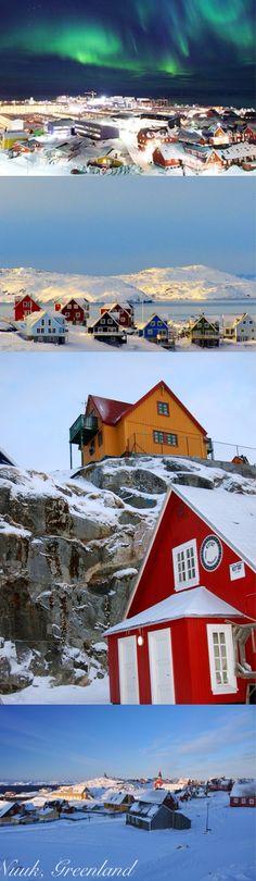 #Nuuk, #Greenland