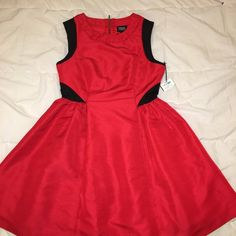 Super cute red a line dress never worn From Prabal Gurung collection for target Prabal Gurung for Target Dresses