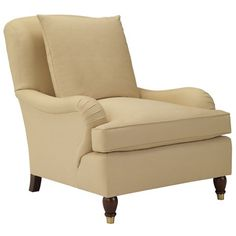 Alstead Club Chair - Chairs / Ottomans - Furniture - Products - Ralph Lauren Home - RalphLaurenHome.com