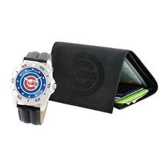 cool Game Time MLB Watch and Wallet Combo  –