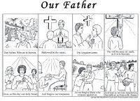 god is our father crafts | Catholic Vacation Bible School- Growing With the Saints
