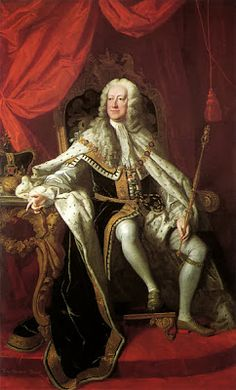 On the 25 October 1760, King George II died
