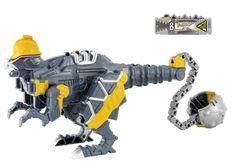 Power Rangers Dino Charge Bunpachy Zord (Japanese Version: Juden Sentai Bunpachy)