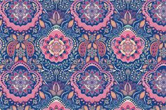 3 Vintage Seamless Patterns by Sunny_Lion on Creative Market