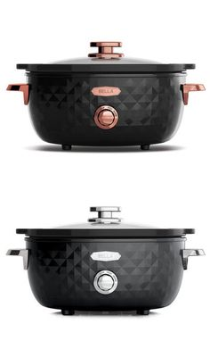 WoW These Are The Prettiest Slow Cookers I have Ever Seen! #kitchen #cooking #gadgets
