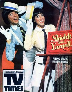 Shields and Yarnell Show....  Who was the braintrust that gave the green light to a variety show hosted by mimes?