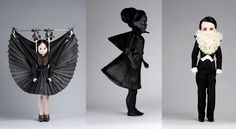 Victor and Rolf fashion dolls
