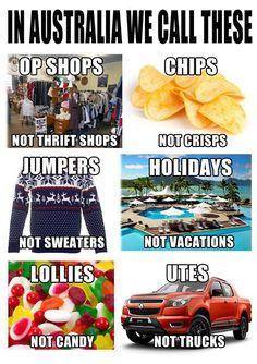 a true Aussie Australia Funny, Australia Day, Australia Facts, Australian Quotes, Australian Accent, Australian English, Funny Memes, Hilarious, Jokes