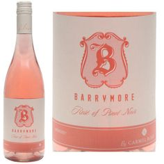 Barrymore by Carmel Road Rose of Pinot Noir