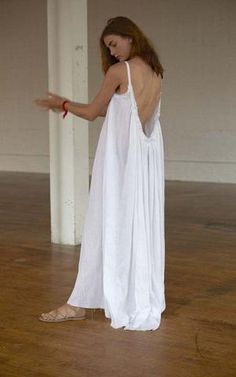Gather Maxi Dress