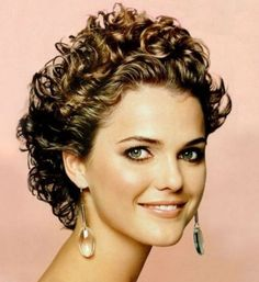 Short Curly Hairstyles 2018 35