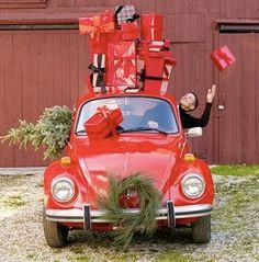 Volkswagon gift hauler