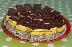 Prajitura Tosca - Bunătăți din bucătăria Gicuței Tiramisu, Ethnic Recipes, Food, Sweets, Essen, Meals, Tiramisu Cake, Yemek, Eten