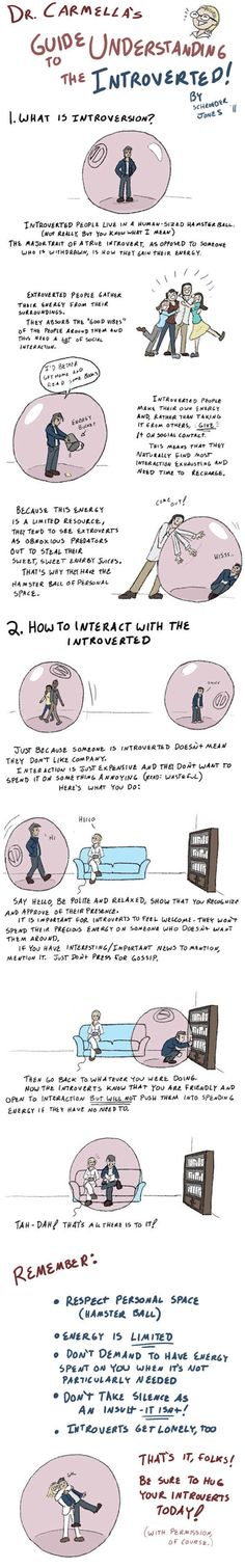 How to Understand Introverted People