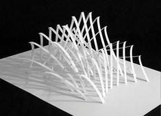 3d paper sculpture templates - Google Search