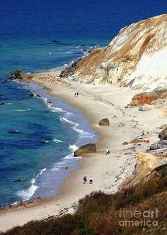 ✯ Aquinnah Beach - Massachusetts