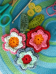 I really want to learn how to knit and crochet!