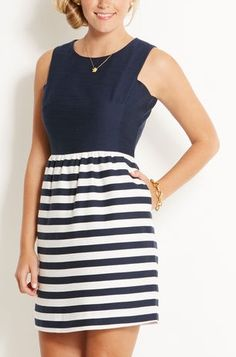 love this dress from vineyard vines