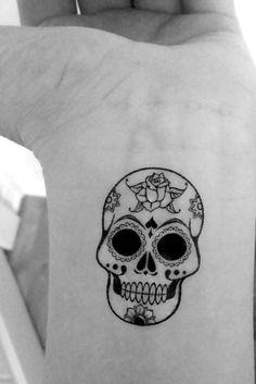49 Meilleures Images Du Tableau Tattoo Tete De Mort Tattoo Sleeves