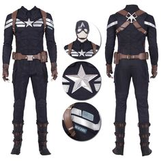 Captain America Cosplay Costumes Avengers 4 Endgame Steve Rogers Costume Source by jewinstonjewelry Female Captain America Costume, Captain America Outfit, Captain Marvel Costume, Captain America Cosplay, Marvel Costumes, Cosplay Costumes, Thor Cosplay, Superhero Cosplay, Spiderman Cosplay